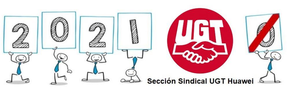 Bienvenidos! Web de la Sección Sindical de UGT Huawei